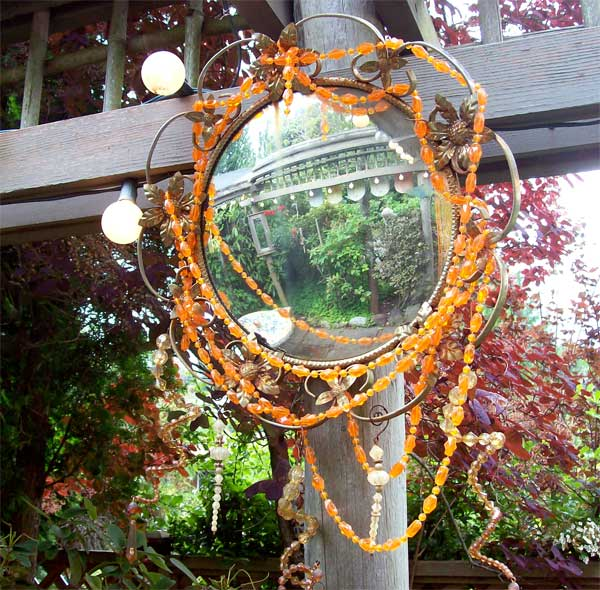 beaded-mirror