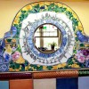 Bridges of London mosaic, Helen Bushell, summerhouseart.com
