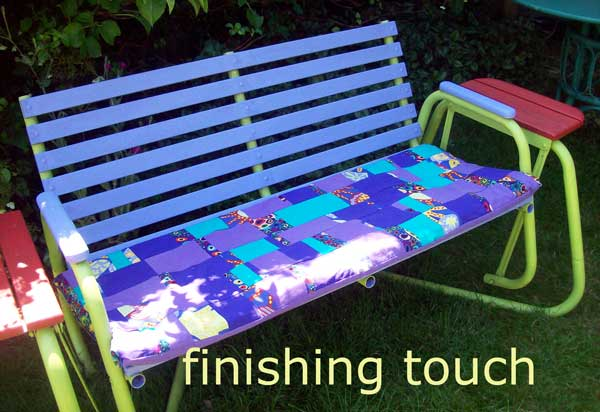 bench-finishing-touch