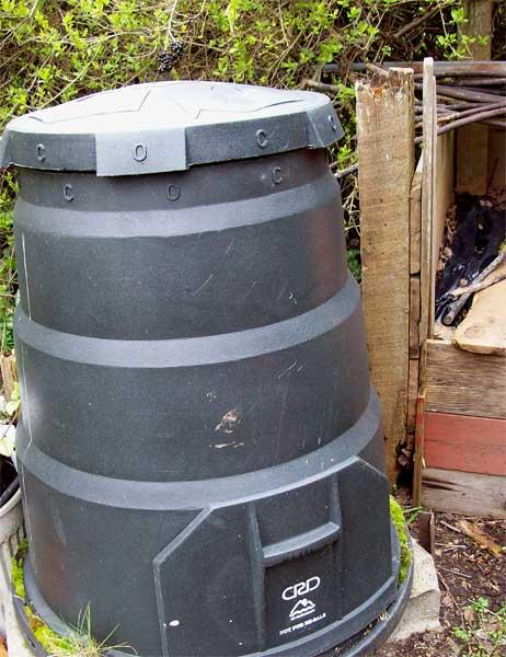 black-composter
