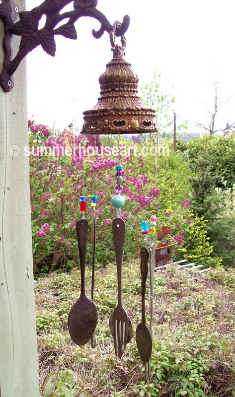 Tassel Chime by Will Bushell, summerhouseart.com