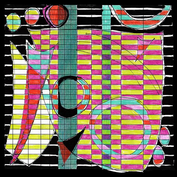 Spreadsheet Tango by Helen Bushell summerhouse art on Society 6