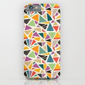 triangle-treat-mosaic-cases by Summerhouseart on Society 6