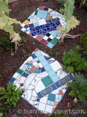 Stepping Stones by Will Bushell, summerhouseart.com