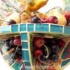 Bird and Fruit mosaic, Helen Bushell, summerhouseart.com