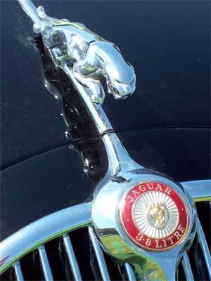 Sculpted right down to the hood ornament