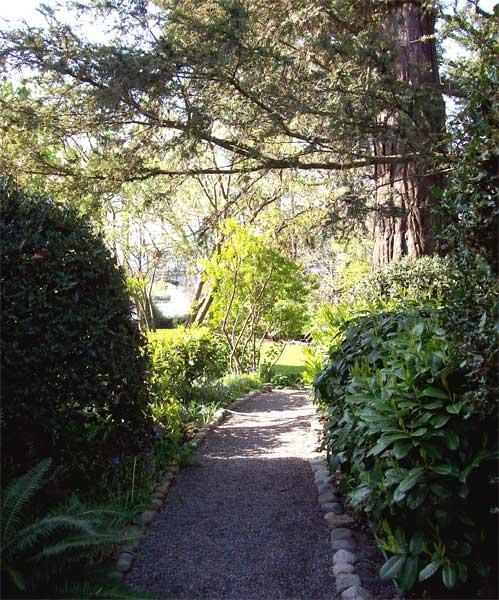 garden-path