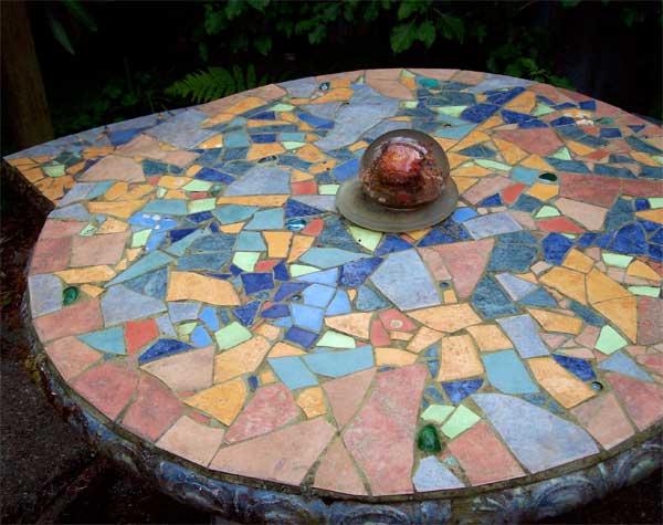 mosaic-table