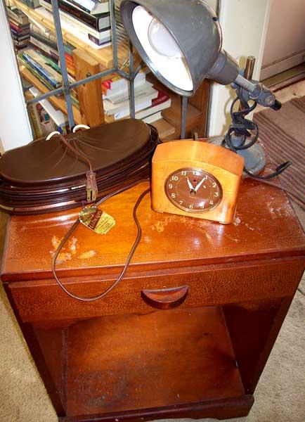tablelamps-clock