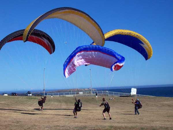 paraglider-crash