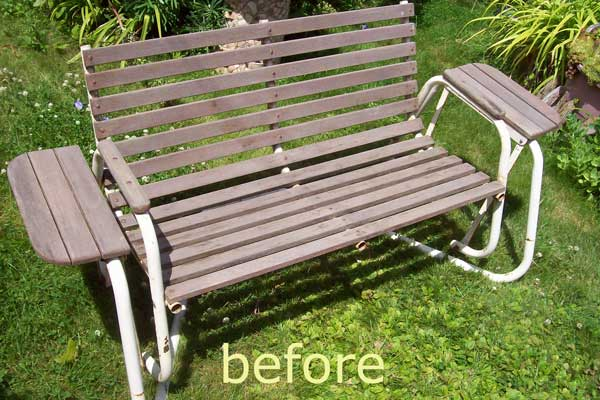 bench-before
