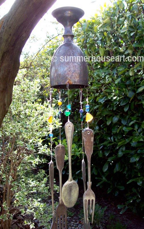 Wind Chime by Will Bushell, summerhouseart.com