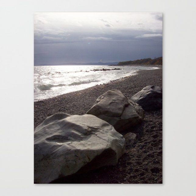Three Stones, photo Will Bushell, Society6 shop, summerhouseart